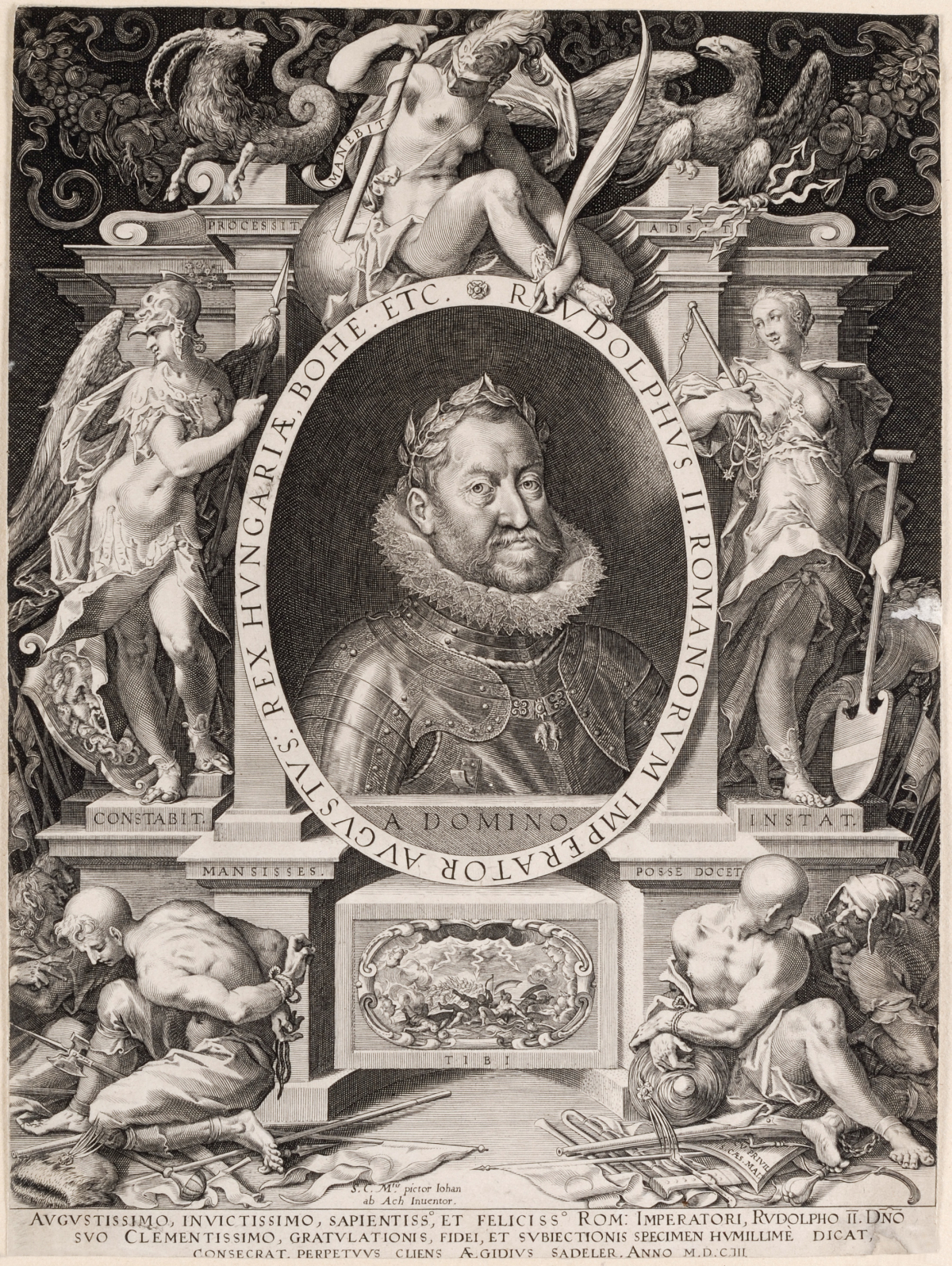 Rudolf II. a mistři grafického umění
